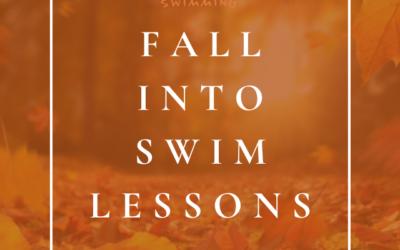 Fall Into Swim Lessons